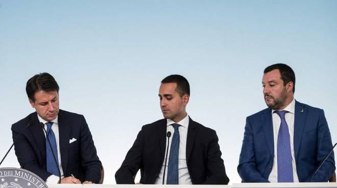 decreto_crescita_Conte_Salvini_Di Maio