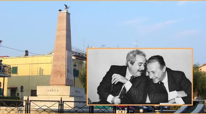 Copertina Piazza per Falcone-Borsellino