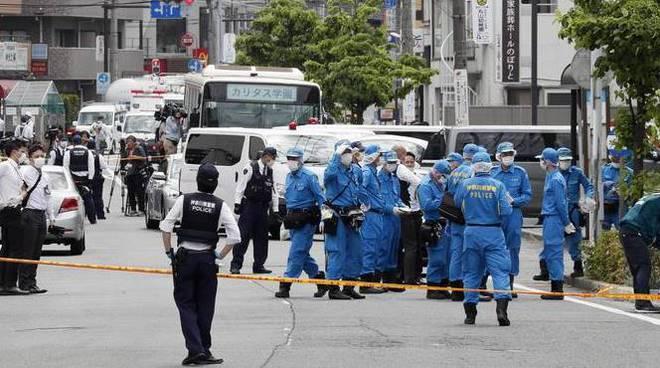 giappone polizia tokyo