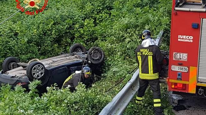incidente stradale latina