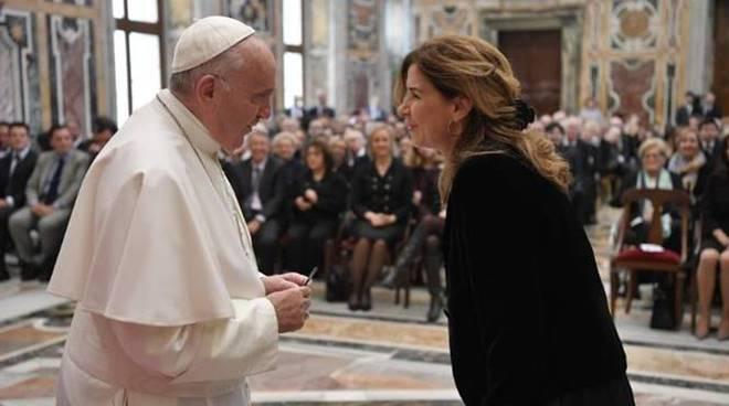 papa francesco giornalisti stampa estera