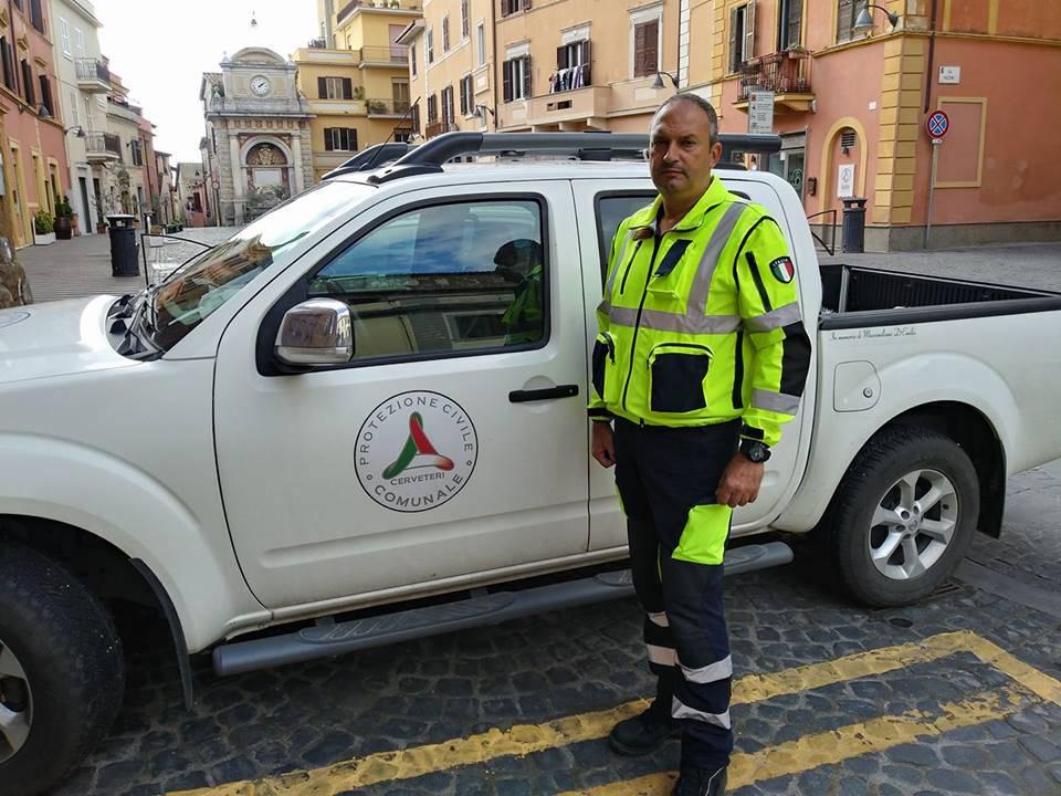 protezione civile cerveteri