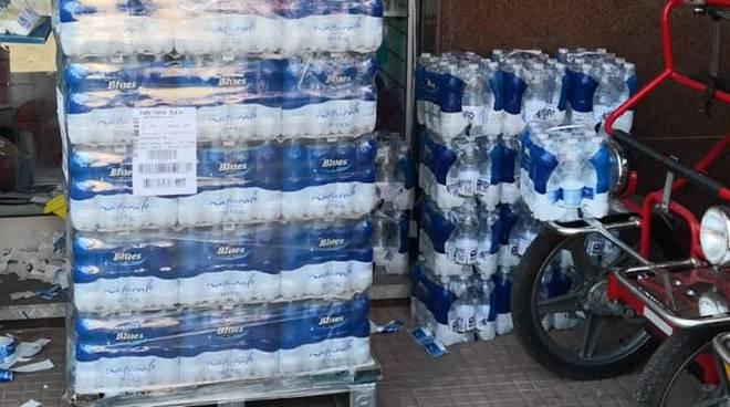 acqua protezione civile