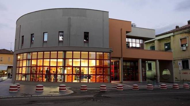 biblioteca comunale pomezia