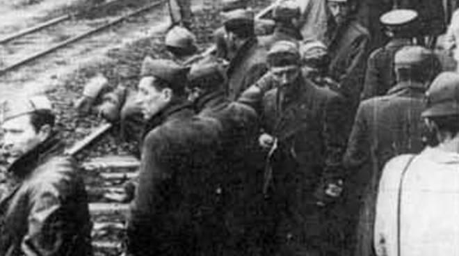 carabinieri prigionieri
