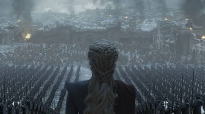 Game of Thrones approda a Gaeta