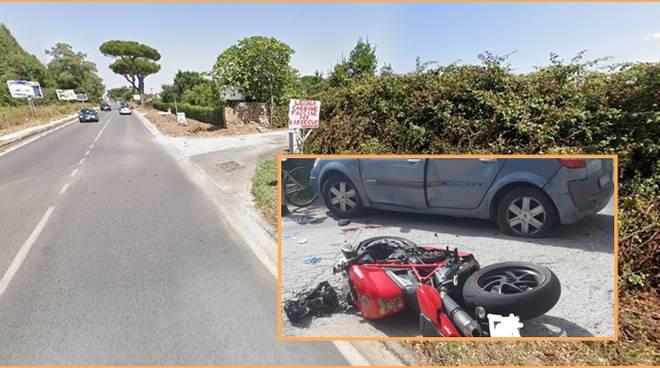 Copertina Incidente Stradale