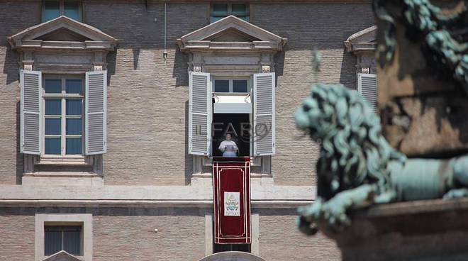 messa papa francesco solennità santi apostoli pietro e paolo patroni di roma