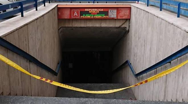 metro repubblica
