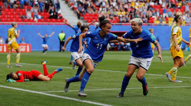nazionale calcio feminile