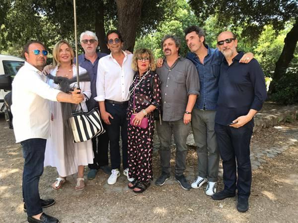 """Presentata alla Casa del Cinema di Roma la prima edizione del """"Festival della commedia italiana"""" di Formia"""