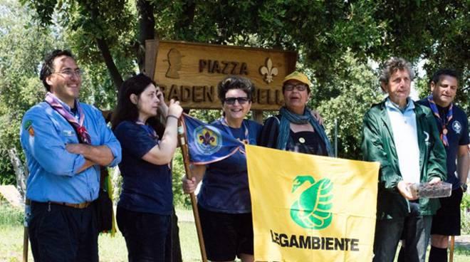 """Terracina, grazie agli scout Agesci si allarga la rete """"Plastic free beaches"""""""