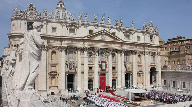 Vaticano, Messa di Pentecoste con Papa Francesco