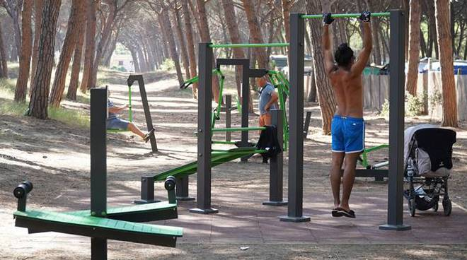 area fitness montalto