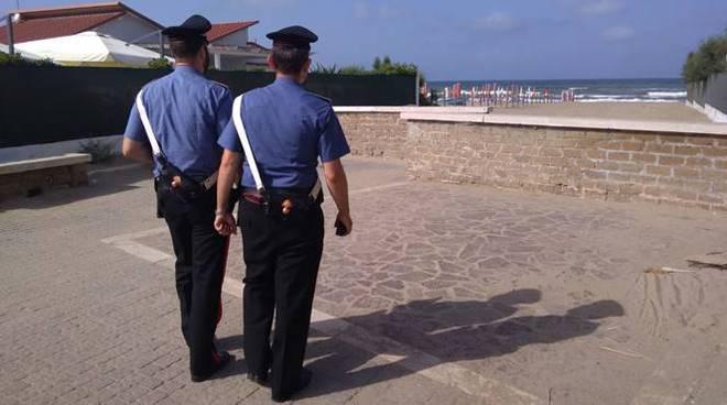 carabinieri estate