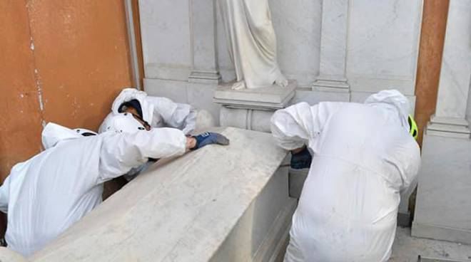 caso emenuela orlandi apertura tombe cimitero teutonico vaticano
