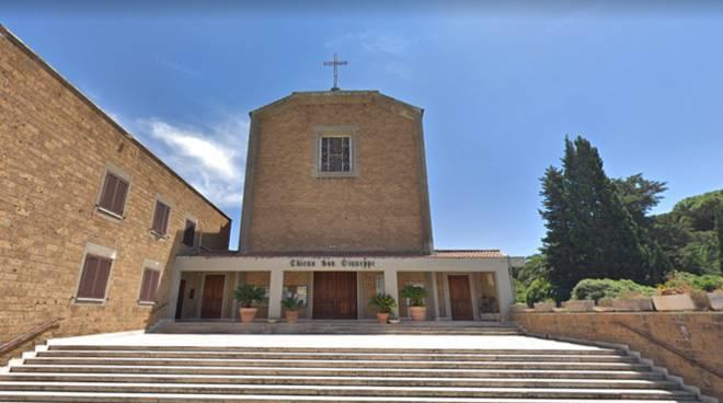 chiesa san giuseppe santa marinella