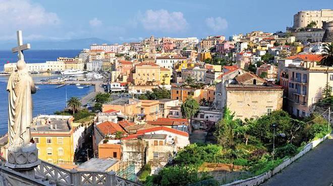 gaeta città centro storico