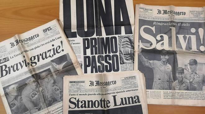 giornali luna