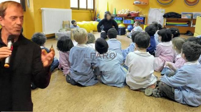 Maltrattamenti a scuola, maestre sospese, parla Roberto Tasciotti, Garante per l'Infanzia a Fiumicino