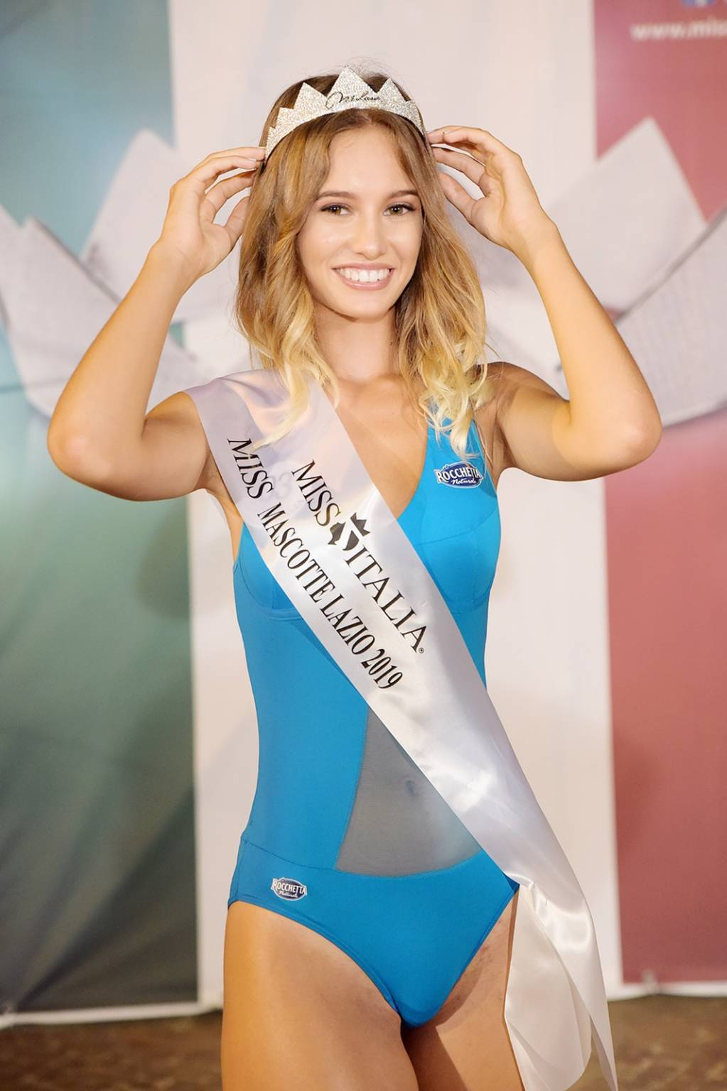 Miss Italia, la 17enne di Pomezia Ludovica De Valeri eletta Miss Mascotte Lazio