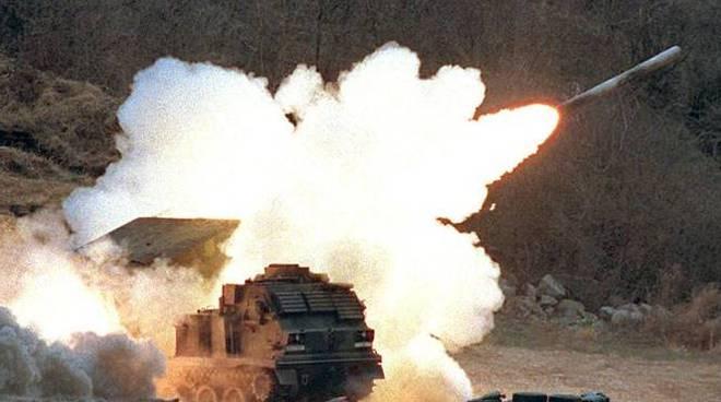missili corea