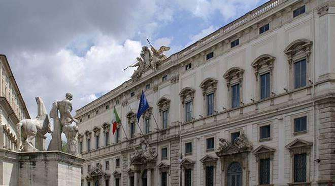 palazzo consulta quirinale