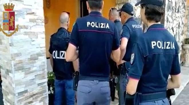 polizia roma mafia
