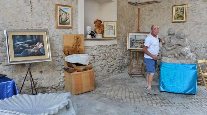 """""""Terra e pietra"""": a Fondi in arrivo la mostra collettiva di scultura e ceramica"""