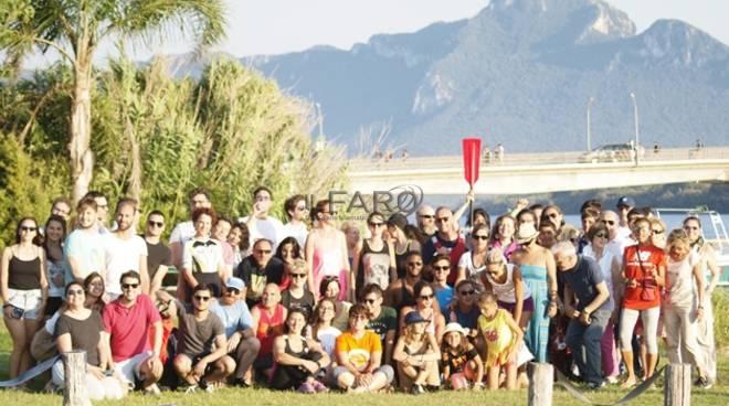 """""""Una passeggiata per la polio"""", grande successo per l'evento  firmato Rotary, Rotaract e Interact Club Latina Circeo"""