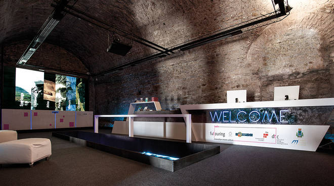 welcome centre civitavecchia
