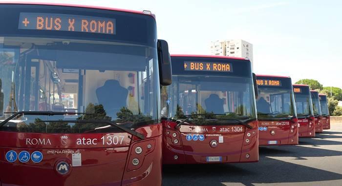 bus atac roma