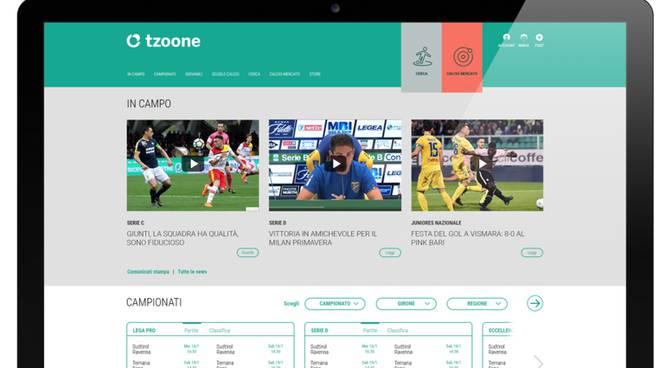 newest 6ebc3 bd29d Tzoone, la nuova piattaforma digitale del mondo del calcio ...