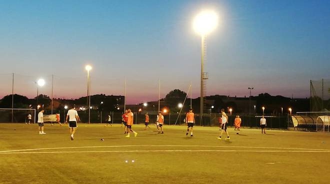 separation shoes e45b0 f49cc Il Morandi Calcio nel Girone C, si apre con il Terracina in ...