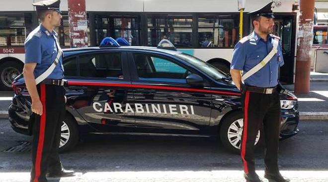 carabinieri anagnina