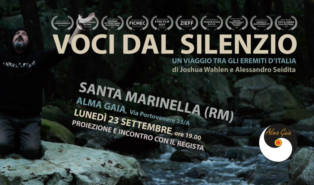 Un viaggio tra gli eremiti d\'Italia: Voci dal Silenzio a Santa Marinella