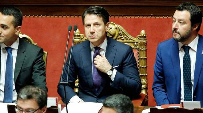 crisi governo conte di maio salvini