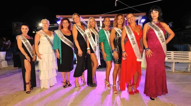 Fiumicino, Michela Ruggiero e Romina Diana trionfano a Miss Top Star Over 40
