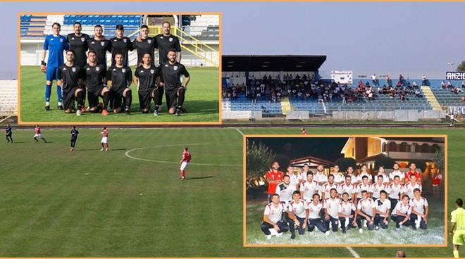 Copertina amichevole_Nuova Florida_Anzio Calcio