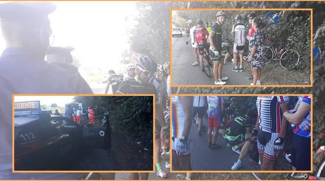 Copertina ciclisti incidente Ardea_2019_08_14