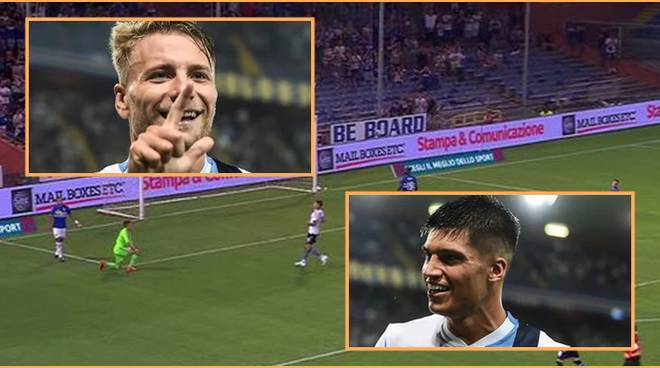 Copertina Sampodria Lazio_Post Partita_2019_08_26