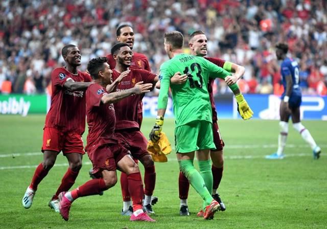 Il Liverpool vince la Supercoppa Uefa 2019