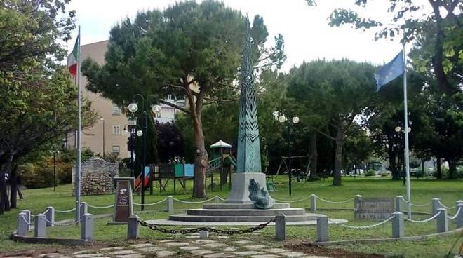 monumento bersaglieri tarquinia