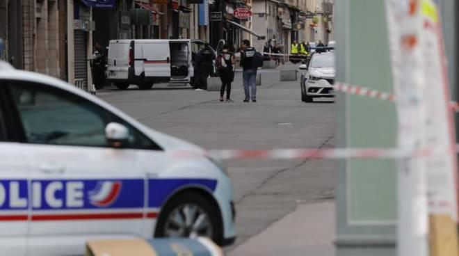 polizia francia lione