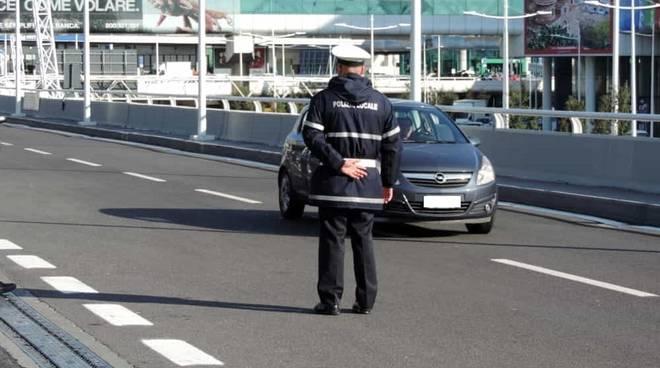 polizia locale aeroporto