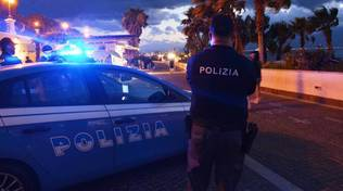 polizia lungomare estate