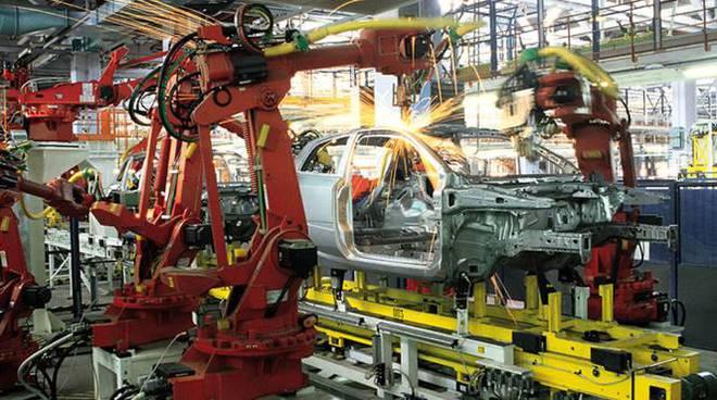 produzione industria fabbrica