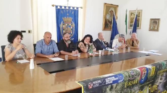 Rio Capodacqua – Santacroce: a Formia firmato il manifesto d'intenti per la tutela
