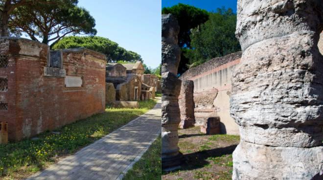 """Secci: """"Il porto di Traiano e la Necropoli di Porto siano Patrimonio dell'Unesco"""""""