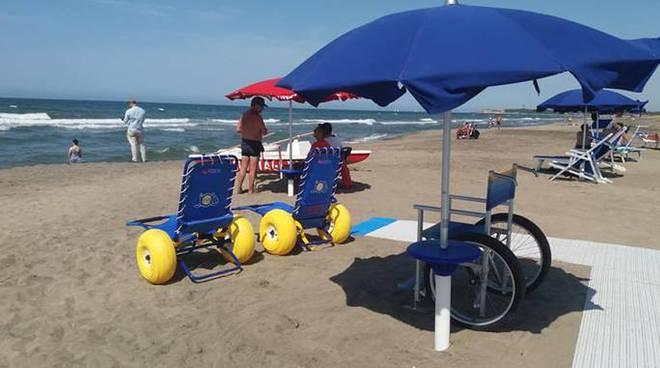 spiaggia bambini palidoro